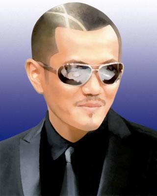 atsushi 蔵出しなので現在の髪型とは異なります。 EXILEのATSUSHIさん... E