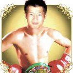 WBCバンタム級タイトルマッチ (長谷川穂積さん)
