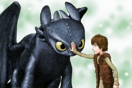 hiccup-dragon